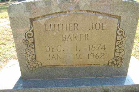 BAKER, LUTHER JOE - Lafayette County, Arkansas | LUTHER JOE BAKER - Arkansas Gravestone Photos