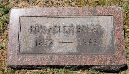 BAKER, LOU - Lafayette County, Arkansas | LOU BAKER - Arkansas Gravestone Photos
