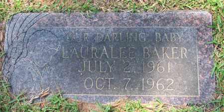 BAKER, LAURALEE - Lafayette County, Arkansas   LAURALEE BAKER - Arkansas Gravestone Photos