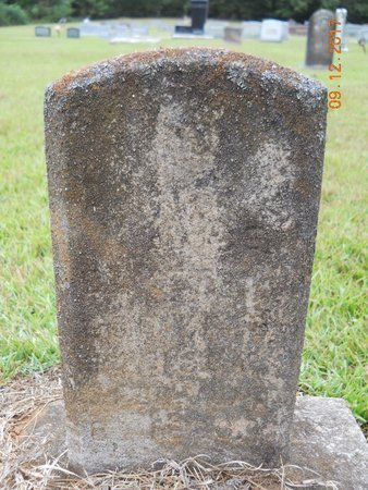 BAKER, UNKNOWN - Lafayette County, Arkansas   UNKNOWN BAKER - Arkansas Gravestone Photos