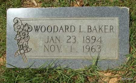 BAKER, WOODARD L - Lafayette County, Arkansas | WOODARD L BAKER - Arkansas Gravestone Photos