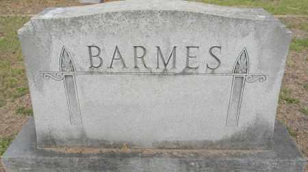 BARMES, FAMILY STONE - Lafayette County, Arkansas   FAMILY STONE BARMES - Arkansas Gravestone Photos