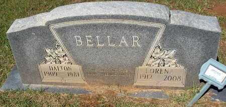 BELLAR, DALTON - Lafayette County, Arkansas | DALTON BELLAR - Arkansas Gravestone Photos