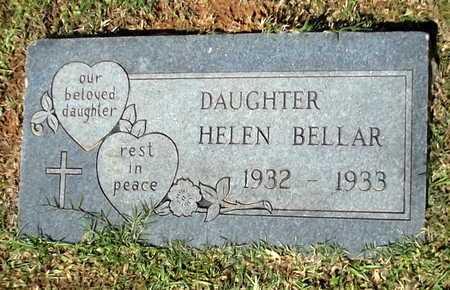 BELLAR, HELEN - Lafayette County, Arkansas | HELEN BELLAR - Arkansas Gravestone Photos