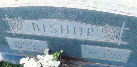 BISHOP, MAE - Lafayette County, Arkansas | MAE BISHOP - Arkansas Gravestone Photos