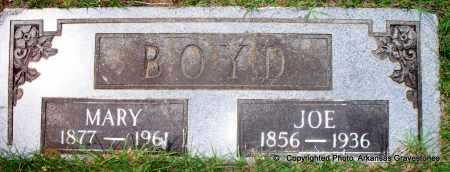 BOYD, MARY - Lafayette County, Arkansas | MARY BOYD - Arkansas Gravestone Photos