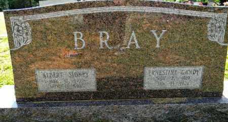 BRAY, ALBERT SIDNEY - Lafayette County, Arkansas | ALBERT SIDNEY BRAY - Arkansas Gravestone Photos