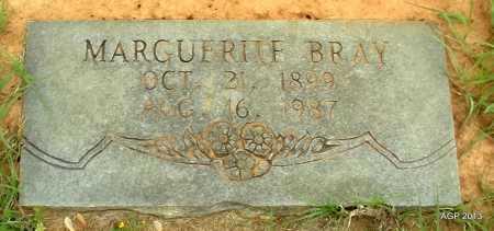 BRAY, MARGUERITE - Lafayette County, Arkansas | MARGUERITE BRAY - Arkansas Gravestone Photos