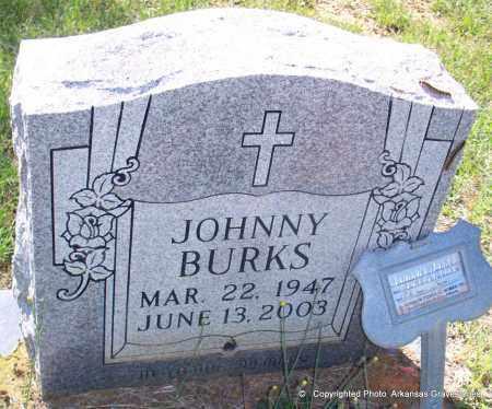 BURKS, JOHNNY - Lafayette County, Arkansas | JOHNNY BURKS - Arkansas Gravestone Photos
