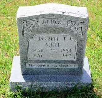 BURT, JARRETT T - Lafayette County, Arkansas | JARRETT T BURT - Arkansas Gravestone Photos