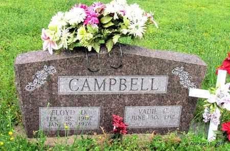 CAMPBELL, VADIE C - Lafayette County, Arkansas | VADIE C CAMPBELL - Arkansas Gravestone Photos