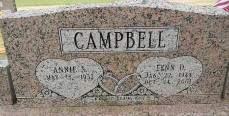 CAMPBELL, LYNN D - Lafayette County, Arkansas | LYNN D CAMPBELL - Arkansas Gravestone Photos