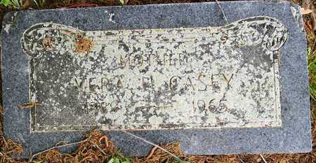 CASEY, VERA H - Lafayette County, Arkansas   VERA H CASEY - Arkansas Gravestone Photos