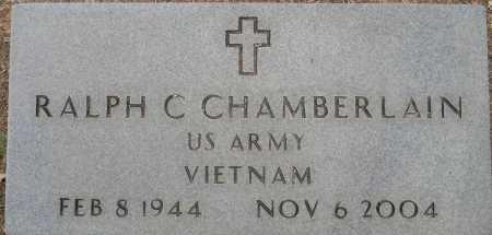 CHAMBERLIN (VETERAN VIET), RALPH C - Lafayette County, Arkansas | RALPH C CHAMBERLIN (VETERAN VIET) - Arkansas Gravestone Photos