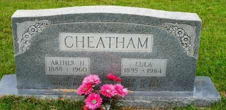 CHEATHAM, EULA - Lafayette County, Arkansas | EULA CHEATHAM - Arkansas Gravestone Photos
