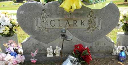 CLARK, EDGAR - Lafayette County, Arkansas | EDGAR CLARK - Arkansas Gravestone Photos