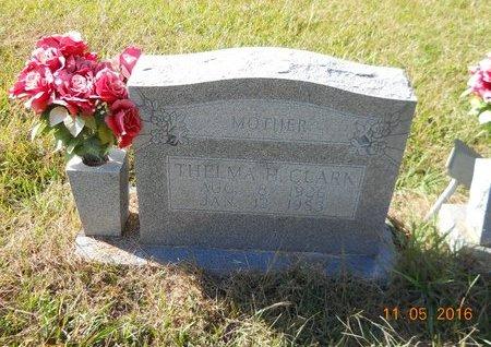 HALE CLARK, THELMA - Lafayette County, Arkansas   THELMA HALE CLARK - Arkansas Gravestone Photos