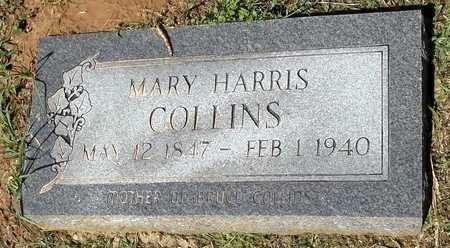 HARRIS COLLINS, MARY - Lafayette County, Arkansas | MARY HARRIS COLLINS - Arkansas Gravestone Photos