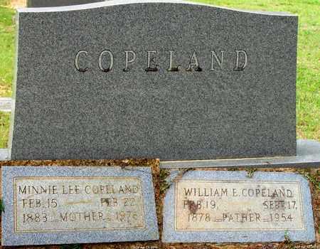 COPELAND, MINNIE LEE - Lafayette County, Arkansas | MINNIE LEE COPELAND - Arkansas Gravestone Photos