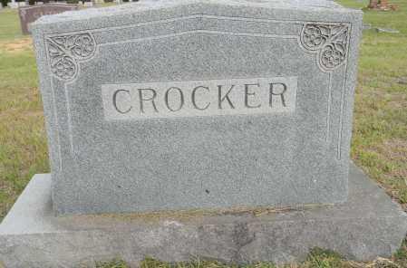 CROCKER DAMILY MEMORIAL,  - Lafayette County, Arkansas |  CROCKER DAMILY MEMORIAL - Arkansas Gravestone Photos
