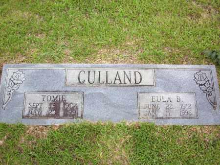 CULLAND, EULA B - Lafayette County, Arkansas   EULA B CULLAND - Arkansas Gravestone Photos