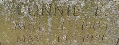CULVER, LONNIE E (CLOSEUP) - Lafayette County, Arkansas | LONNIE E (CLOSEUP) CULVER - Arkansas Gravestone Photos
