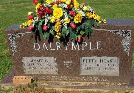DALRYMPLE, JIMMY G - Lafayette County, Arkansas   JIMMY G DALRYMPLE - Arkansas Gravestone Photos
