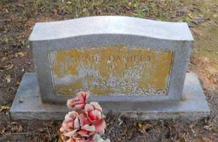 DANIELS, SUSIE - Lafayette County, Arkansas   SUSIE DANIELS - Arkansas Gravestone Photos