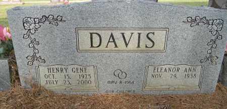 DAVIS, HENRY GENE - Lafayette County, Arkansas | HENRY GENE DAVIS - Arkansas Gravestone Photos