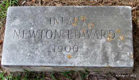 EDWARDS, NEWTON - Lafayette County, Arkansas | NEWTON EDWARDS - Arkansas Gravestone Photos
