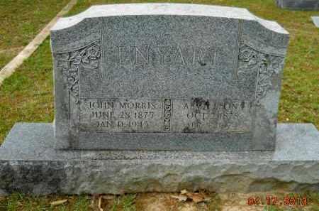 ENYART, JOHN MORRIS - Lafayette County, Arkansas | JOHN MORRIS ENYART - Arkansas Gravestone Photos