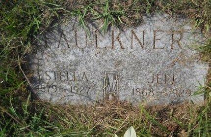 FAULKNER, ESTELLA - Lafayette County, Arkansas | ESTELLA FAULKNER - Arkansas Gravestone Photos