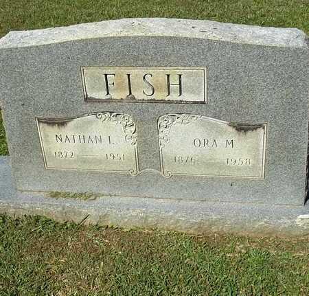 FISH, NATHAN - Lafayette County, Arkansas   NATHAN FISH - Arkansas Gravestone Photos