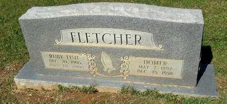 FISH FLETCHER, RUBY - Lafayette County, Arkansas | RUBY FISH FLETCHER - Arkansas Gravestone Photos