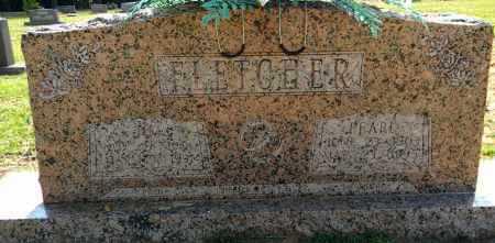 FLETCHER, PEARL - Lafayette County, Arkansas   PEARL FLETCHER - Arkansas Gravestone Photos