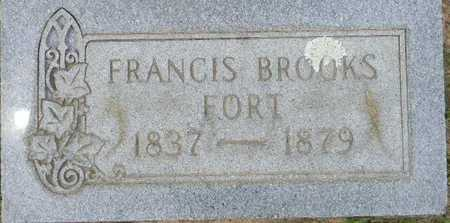 FORT, FRANCIS - Lafayette County, Arkansas | FRANCIS FORT - Arkansas Gravestone Photos