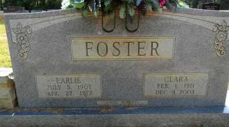 FOSTER, CLARA - Lafayette County, Arkansas   CLARA FOSTER - Arkansas Gravestone Photos