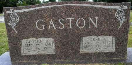 GASTON, CORRIE C - Lafayette County, Arkansas   CORRIE C GASTON - Arkansas Gravestone Photos