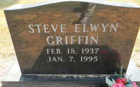 GRIFFIN, STEVE ELWYN - Lafayette County, Arkansas   STEVE ELWYN GRIFFIN - Arkansas Gravestone Photos