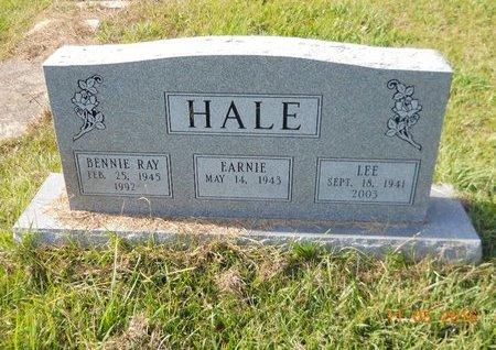 HALE, BENNIE RAY - Lafayette County, Arkansas   BENNIE RAY HALE - Arkansas Gravestone Photos