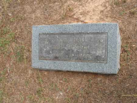 HALL, DON - Lafayette County, Arkansas   DON HALL - Arkansas Gravestone Photos