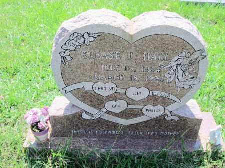 HALL, ELEASE - Lafayette County, Arkansas   ELEASE HALL - Arkansas Gravestone Photos
