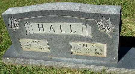 HALL, GIVENS - Lafayette County, Arkansas | GIVENS HALL - Arkansas Gravestone Photos