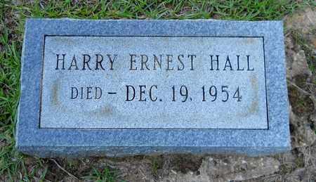 HALL, HARRY ERNEST - Lafayette County, Arkansas | HARRY ERNEST HALL - Arkansas Gravestone Photos