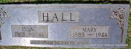 HALL, MARY - Lafayette County, Arkansas | MARY HALL - Arkansas Gravestone Photos