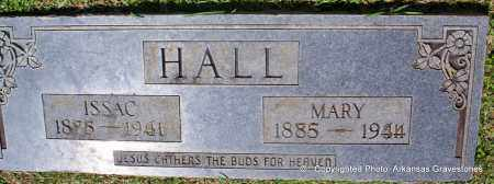 HALL, ISSAC - Lafayette County, Arkansas   ISSAC HALL - Arkansas Gravestone Photos