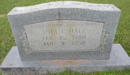 HALL, JOEL C - Lafayette County, Arkansas | JOEL C HALL - Arkansas Gravestone Photos
