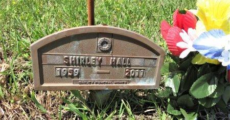 HALL, SHIRLEY (CLOSEUP) - Lafayette County, Arkansas   SHIRLEY (CLOSEUP) HALL - Arkansas Gravestone Photos