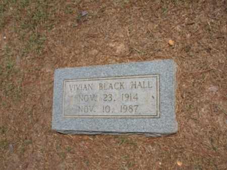 HALL, VIVIAN - Lafayette County, Arkansas   VIVIAN HALL - Arkansas Gravestone Photos