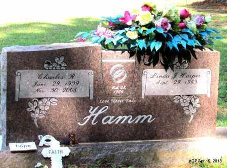 HAMM, CHARLES R - Lafayette County, Arkansas | CHARLES R HAMM - Arkansas Gravestone Photos